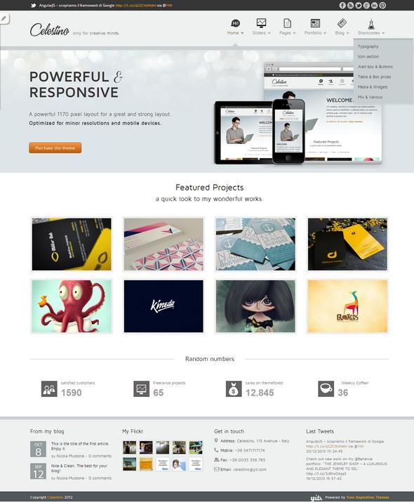 21 Best Free Portfolio Wordpress Themes